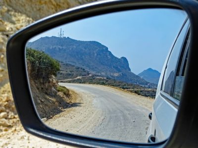 SEO content strategy rearview mirror