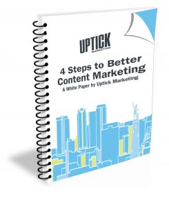 Whitepaper 4 Steps to Better Content Marketing